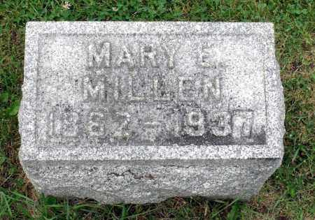 MILLEN, MARY ELLA - Kane County, Illinois | MARY ELLA MILLEN - Illinois Gravestone Photos