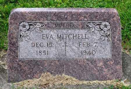 MITCHELL, EVA - Kane County, Illinois | EVA MITCHELL - Illinois Gravestone Photos