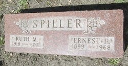 SCHEEL SPILLER, RUTH MARIE - Kane County, Illinois | RUTH MARIE SCHEEL SPILLER - Illinois Gravestone Photos