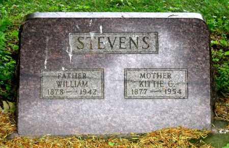 STEVENS, KITTIE G. - Kane County, Illinois | KITTIE G. STEVENS - Illinois Gravestone Photos