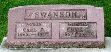 SWANSON, EMMA C. - Kane County, Illinois | EMMA C. SWANSON - Illinois Gravestone Photos