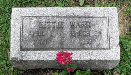 WARD, KATHERINE JANE - Kane County, Illinois | KATHERINE JANE WARD - Illinois Gravestone Photos
