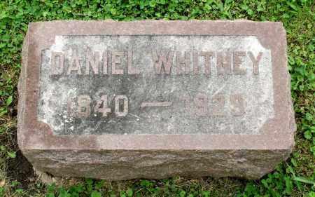 WHITNEY, DANIEL - Kane County, Illinois | DANIEL WHITNEY - Illinois Gravestone Photos