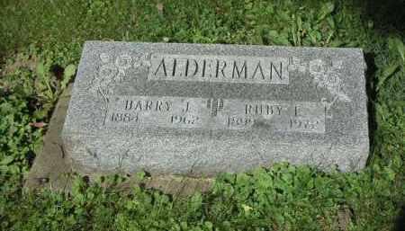 ALDERMAN, RUBY - Kendall County, Illinois | RUBY ALDERMAN - Illinois Gravestone Photos