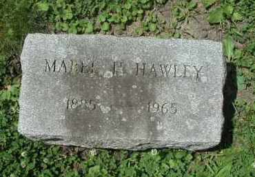 HAWLEY, MABEL - Kendall County, Illinois | MABEL HAWLEY - Illinois Gravestone Photos