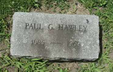 HAWLEY, PAUL - Kendall County, Illinois | PAUL HAWLEY - Illinois Gravestone Photos