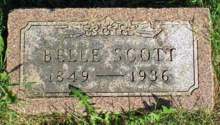 SCOTT, BELLE - Kendall County, Illinois | BELLE SCOTT - Illinois Gravestone Photos