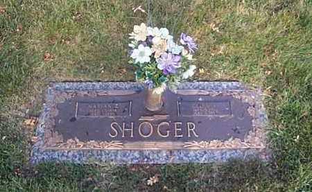 SHOGER, MARIAN - Kendall County, Illinois | MARIAN SHOGER - Illinois Gravestone Photos