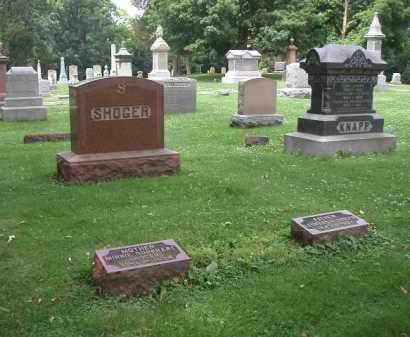 SHOGER, MINNIE - Kendall County, Illinois | MINNIE SHOGER - Illinois Gravestone Photos