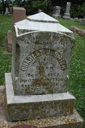 SMITH, CHARLEY - Kendall County, Illinois | CHARLEY SMITH - Illinois Gravestone Photos