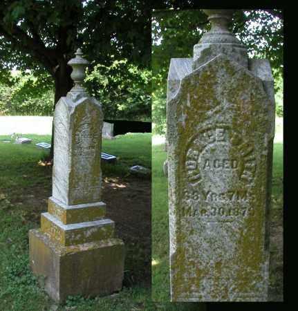 SMITH, HORACE - Kendall County, Illinois | HORACE SMITH - Illinois Gravestone Photos