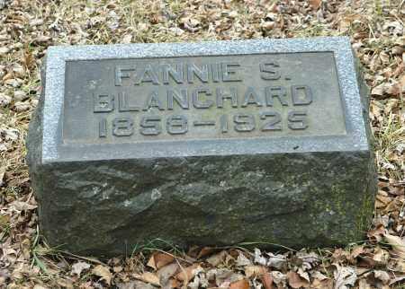 BLANCHARD, FANNIE - La Salle County, Illinois | FANNIE BLANCHARD - Illinois Gravestone Photos