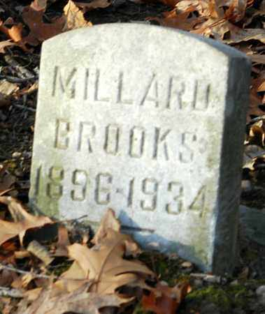 BROOKS, MILLARD - La Salle County, Illinois | MILLARD BROOKS - Illinois Gravestone Photos