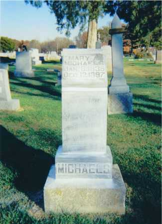 MICHAELS, MARY A. - Lawrence County, Illinois | MARY A. MICHAELS - Illinois Gravestone Photos