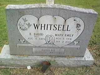 LEE WHITSELL, MARY - Madison County, Illinois | MARY LEE WHITSELL - Illinois Gravestone Photos