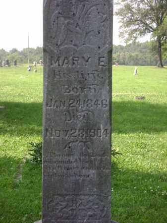 GERRISH BRITT, MARY E - Marion County, Illinois | MARY E GERRISH BRITT - Illinois Gravestone Photos