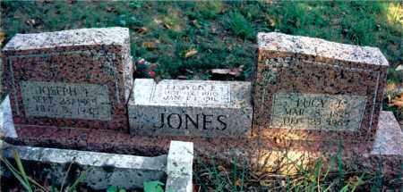 JONES, LLOYED E. - Marion County, Illinois | LLOYED E. JONES - Illinois Gravestone Photos