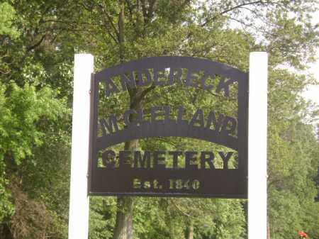 SIGN, CEMETERY - Marion County, Illinois | CEMETERY SIGN - Illinois Gravestone Photos