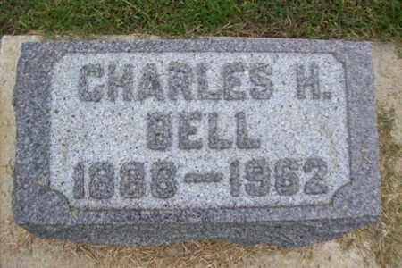 BELL, CHARLES - Marshall County, Illinois | CHARLES BELL - Illinois Gravestone Photos