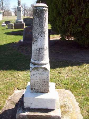 BELL, FRANKIE T - Marshall County, Illinois   FRANKIE T BELL - Illinois Gravestone Photos