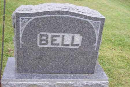 BELL, FAMILY MONUMENT - Marshall County, Illinois | FAMILY MONUMENT BELL - Illinois Gravestone Photos