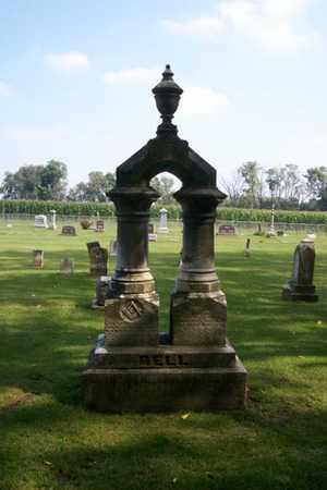 BELL, MARY A. - Marshall County, Illinois | MARY A. BELL - Illinois Gravestone Photos