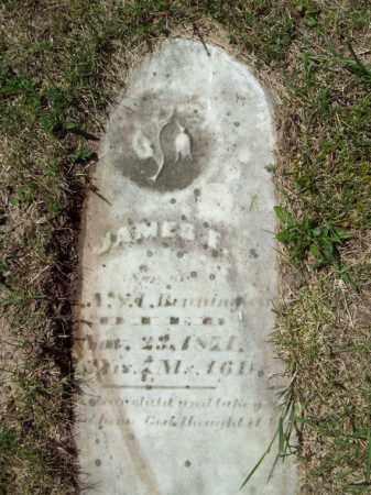 BENNINGTON, JAMES F. - Marshall County, Illinois | JAMES F. BENNINGTON - Illinois Gravestone Photos