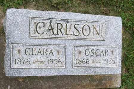 HAGAN CARLSON, CLARA ELLEN - Marshall County, Illinois | CLARA ELLEN HAGAN CARLSON - Illinois Gravestone Photos
