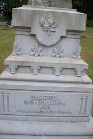 DRAKE, MABEL - Marshall County, Illinois | MABEL DRAKE - Illinois Gravestone Photos