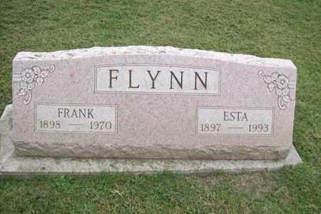 FLYNN, ESTA - Marshall County, Illinois   ESTA FLYNN - Illinois Gravestone Photos