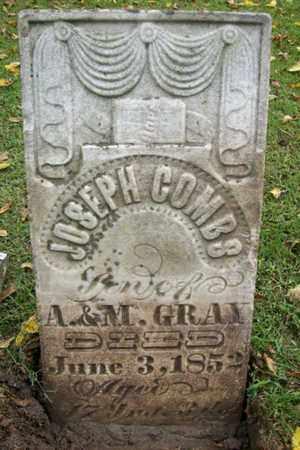 GRAY, JOSEPH COMBS - Marshall County, Illinois   JOSEPH COMBS GRAY - Illinois Gravestone Photos