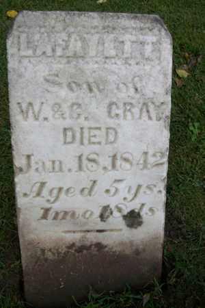 GRAY, LAFAYETTE - Marshall County, Illinois   LAFAYETTE GRAY - Illinois Gravestone Photos