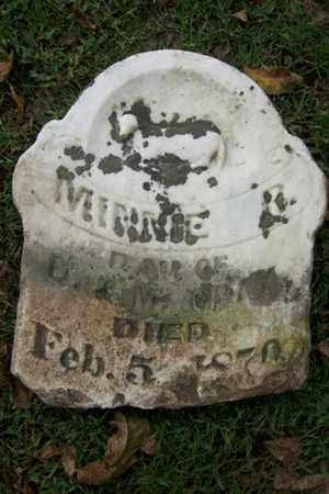 GRAY, MINNIE - Marshall County, Illinois   MINNIE GRAY - Illinois Gravestone Photos