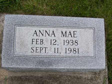 HENRY, ANNA MAE - Marshall County, Illinois | ANNA MAE HENRY - Illinois Gravestone Photos