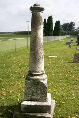 HULL, HARRIET ELLEN - Marshall County, Illinois | HARRIET ELLEN HULL - Illinois Gravestone Photos