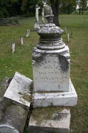 HULL, ISAAC - Marshall County, Illinois | ISAAC HULL - Illinois Gravestone Photos