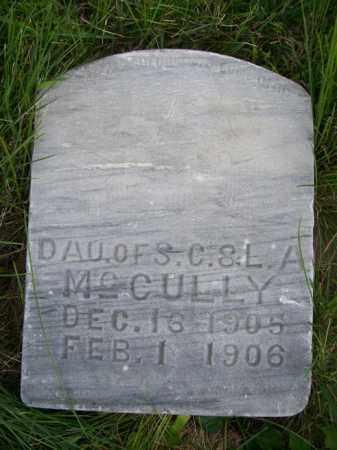 MCCULLY, ALTA E. - Marshall County, Illinois | ALTA E. MCCULLY - Illinois Gravestone Photos