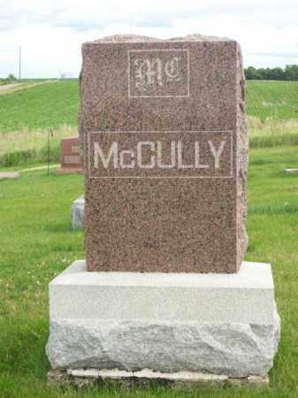 MCCULLY, C. LLOYD & LAURA'S MONUMENT - Marshall County, Illinois | C. LLOYD & LAURA'S MONUMENT MCCULLY - Illinois Gravestone Photos