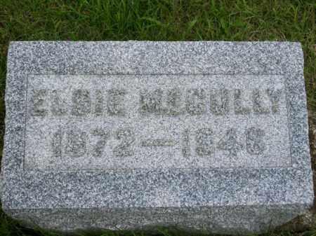 MCCULLY, ELSIE - Marshall County, Illinois | ELSIE MCCULLY - Illinois Gravestone Photos