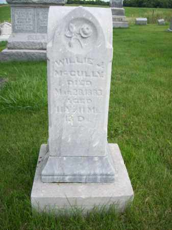 MCCULLY, WILLIE J. - Marshall County, Illinois | WILLIE J. MCCULLY - Illinois Gravestone Photos