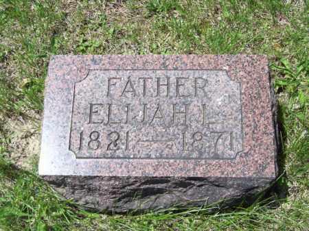 PERRY, ELIJAH I. - Marshall County, Illinois | ELIJAH I. PERRY - Illinois Gravestone Photos