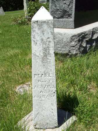 PERRY, PEARL - Marshall County, Illinois   PEARL PERRY - Illinois Gravestone Photos