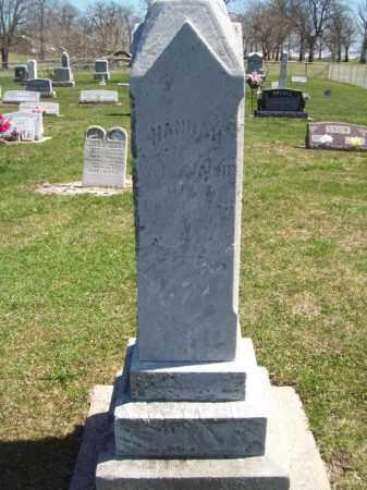SMILIE, HANNAH - Marshall County, Illinois   HANNAH SMILIE - Illinois Gravestone Photos