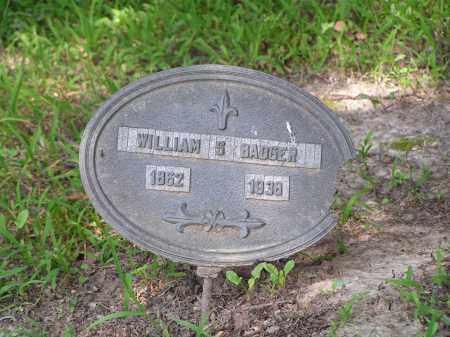 BADGER, WILLIAM S. - McDonough County, Illinois | WILLIAM S. BADGER - Illinois Gravestone Photos
