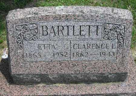 BARTLETT, CLARENCE L. - McDonough County, Illinois | CLARENCE L. BARTLETT - Illinois Gravestone Photos