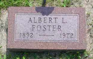 FOSTER, ALBERT LEON - McDonough County, Illinois | ALBERT LEON FOSTER - Illinois Gravestone Photos