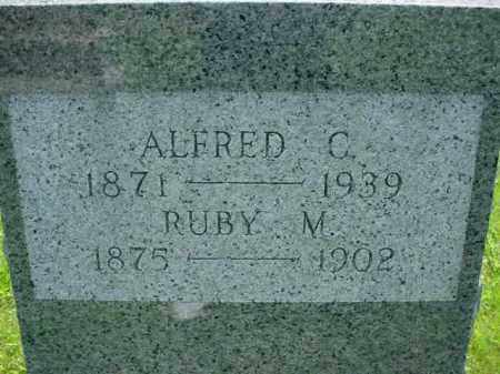 FOSTER, ALFRED C - McDonough County, Illinois | ALFRED C FOSTER - Illinois Gravestone Photos