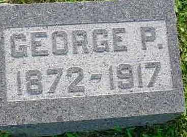 FOSTER, GEORGE - McDonough County, Illinois | GEORGE FOSTER - Illinois Gravestone Photos