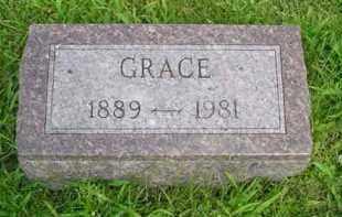 FOSTER, GRACE - McDonough County, Illinois | GRACE FOSTER - Illinois Gravestone Photos