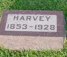 FOSTER, HARVEY - McDonough County, Illinois | HARVEY FOSTER - Illinois Gravestone Photos